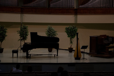 Annie and Rachel's Recital for Voice and Piano 2012