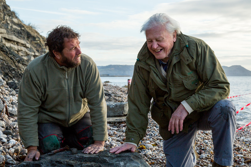 - Attenborough and the Sea Dragon, #BBCOne #Palaeontology #Attenborough