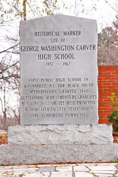 2011 Dec - Carver School Memorial Garden Dedication Event