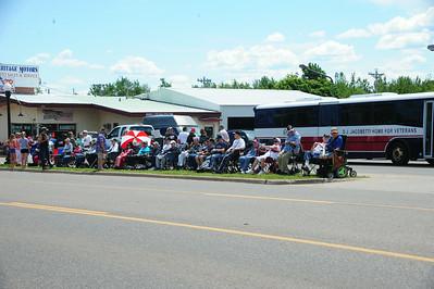 Marquette 4th Parade 2014