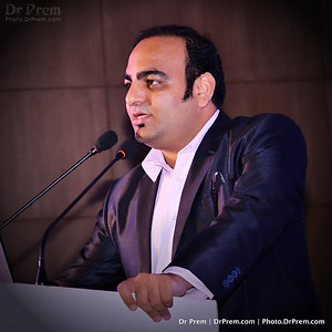 Dr Prem - A Global Speaker