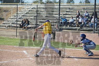 Baseball vs Sierra Manteca 2017