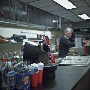 Snackbar Swart