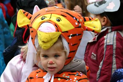 Kindercarnaval Steendorp 2005