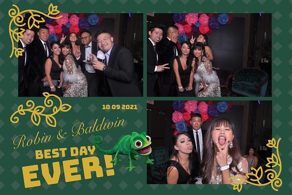Robin & Baldwin Wedding
