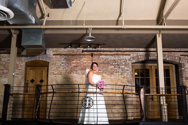 Tom and Katie Wedding - Bride
