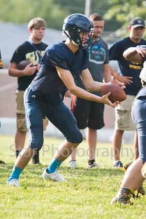 Cloudland hosts South Greene Scrimmage 080216
