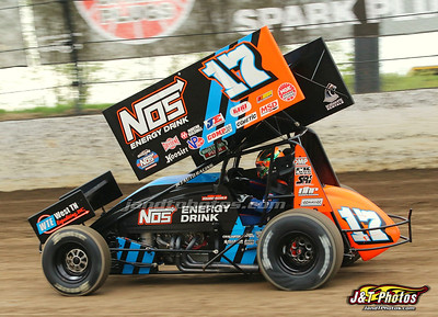 Eldora Night Two of The Lets Race Two Event - Rainout