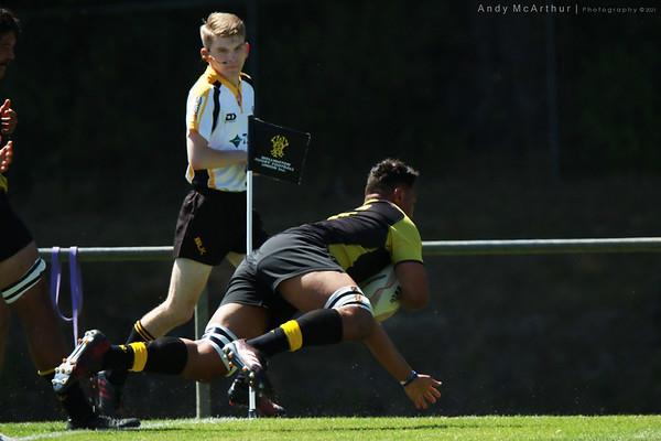 Manawatu Academy (42) v Wellington Academy (28)