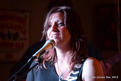 Pam Taylor @ Finz, Matthews, NC 12-7-13