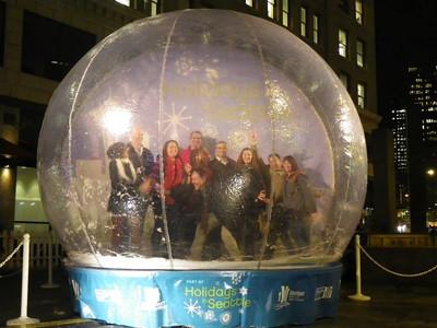 Christmas in Seattle - December