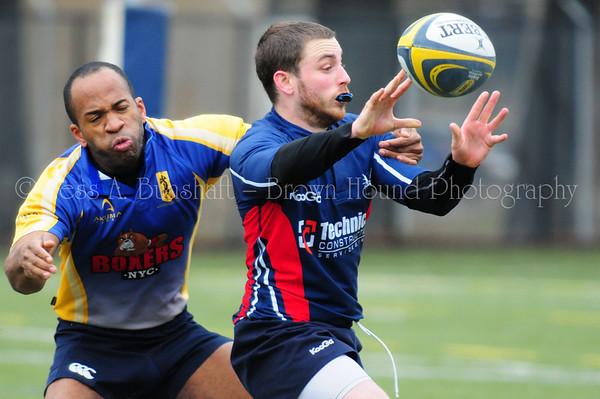 Gotham vs. Suffolk Rugby, April 23, 2011