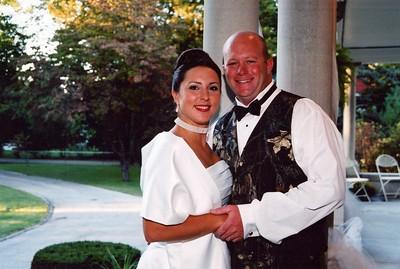 9-27-2003 Megan Marquart & Brent Greninger Reception