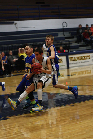 8TH BOYS VS PIEDMONT 2/3/2014