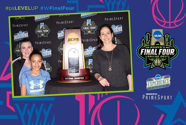 3.31.2017 & 4.02.2017- NCAA Women's Final Four