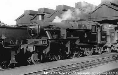 Stanier 3P-B tank engines (40071-40209)