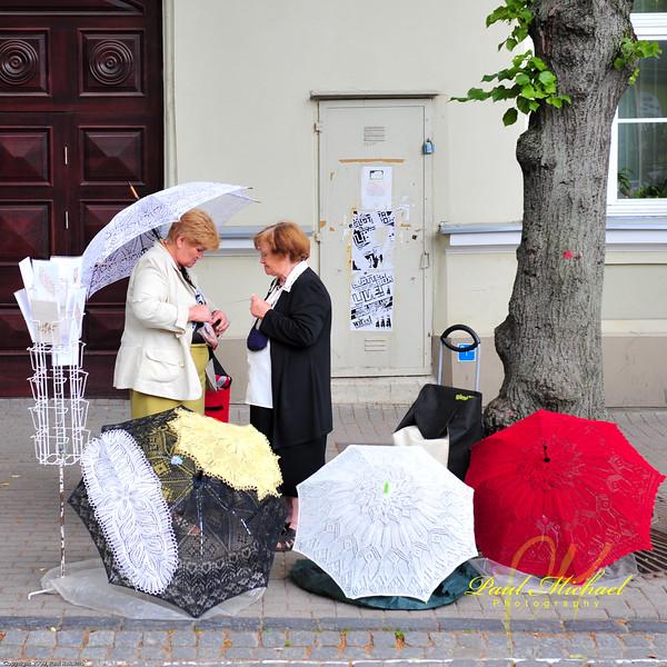 Get your umbrella, brella, brella!