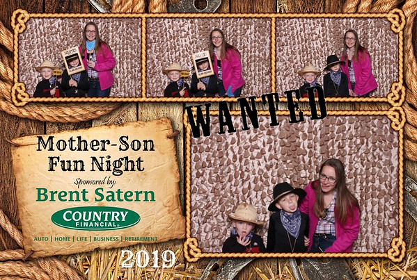 Mother Son fun night