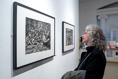 Sebastião Salgado Platinum Print Exhibition