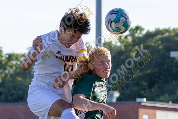 Mansfield-Sharon Boys Soccer - 09-13-19
