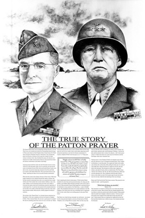 Patton's Prayer