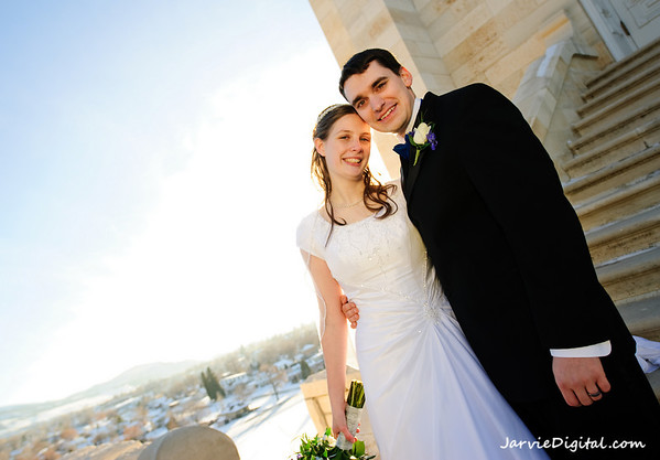 Manti Wedding - Chronological