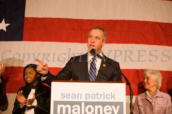Maloney Keeps Seat