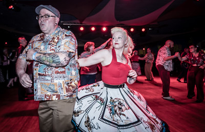 Party On at Rockabilly Rave 2017 - Part 2