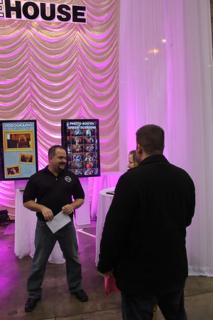 2012-01-14 - Cleveland Bridal Show