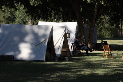Civil War Reenactment Marysville CA