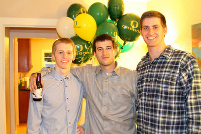 Ryan Graduation Party