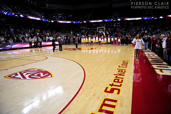 USC Men's Basketball v Boston College 2013
