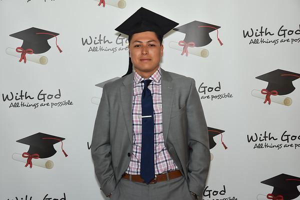James' Graduation Party