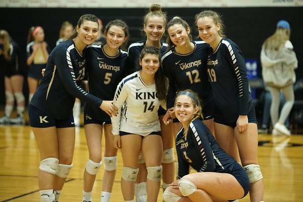 Vikings Volleyball NE Semi-finals 11.18.17