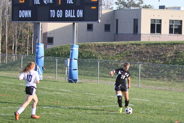 Sullivan West vs. Fallsburg Girls Soccer