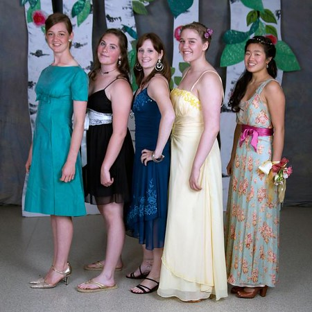 2008 Orcas Island High School Prom