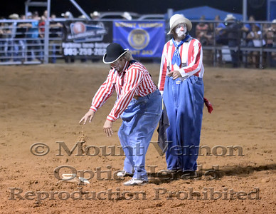 2017 Rodeo Clowns Saturday 9/2/2017