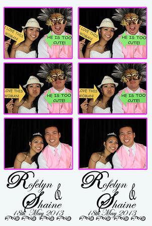 Rofelyn & Shaine