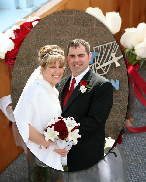 Nicole & Gary Wedding album Pictures