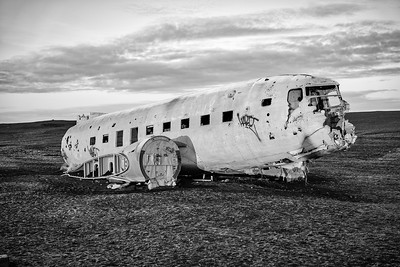 DC3 Aircraft wreckage