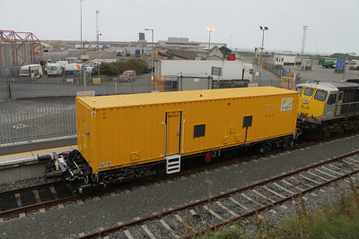 Irish Rail Sperry unit