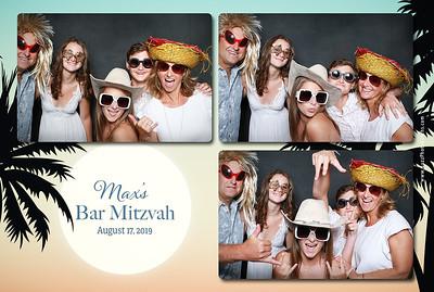 2019 Max Lefferts Bar Mitzvah