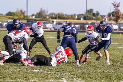 Yorkville Freshman vs Oswego East 100519