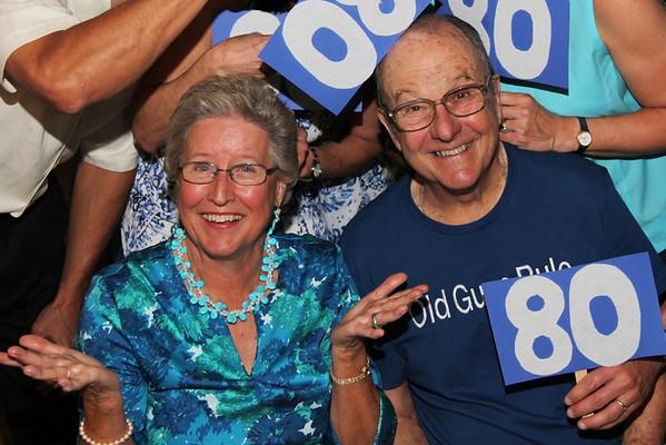 JIM'S 80th!!!! - June 9th, 2012