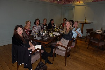 Ladies Who Lunch Christmas Dinner
