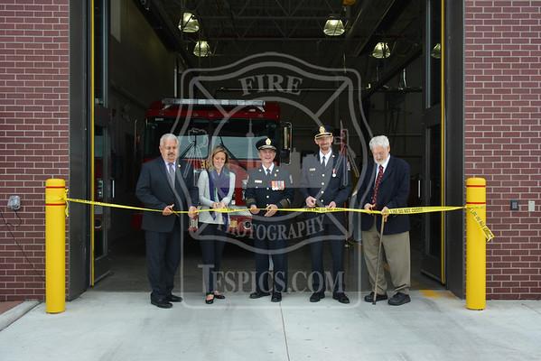 September 12, 2014 - Station 221 Opening Ceremony