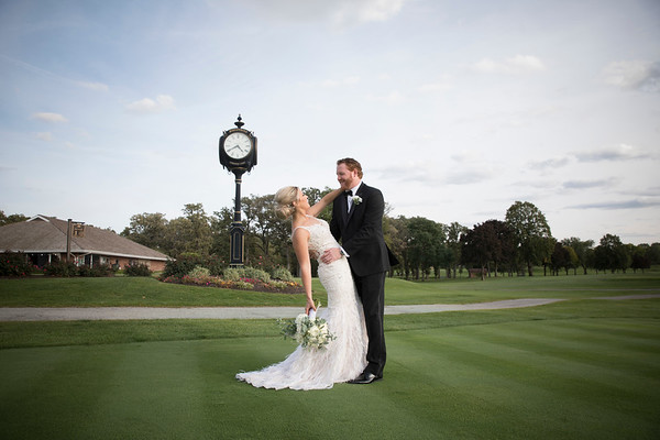 Heather + Dave at Midlothian Country Club (October 3, 2020)