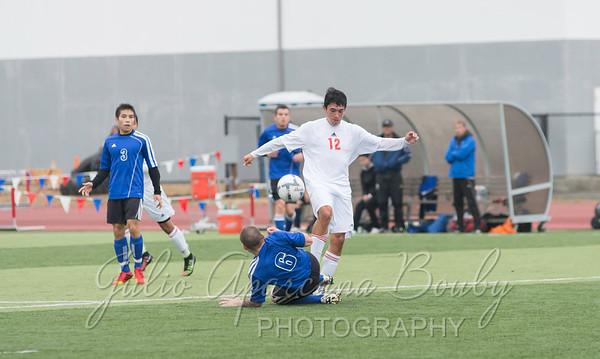 140917 SWOCC Men Soccer vs Rogue CC