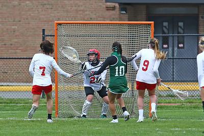 Point Beach vs Long Branch girls lacrosse 05-03-2021