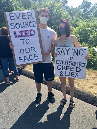 Two Protestors